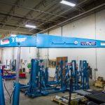 Ruger Floor Cranes - Extension Boom Attachment
