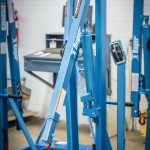 Ruger Floor Cranes Ready to Ship