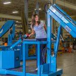 Ruger Custom Ride-On Full Power Floor Crane