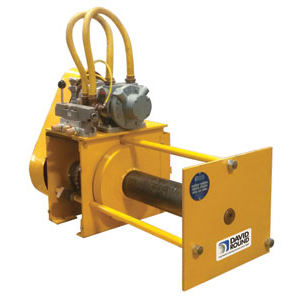 Pneumatic Industrial Winch the 202 Tugger