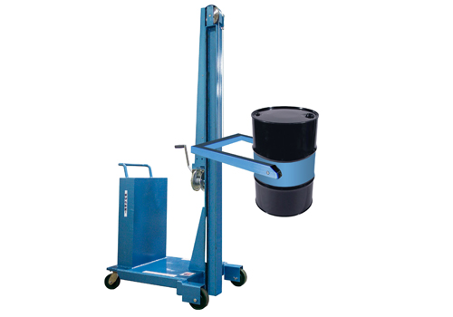 Drum Handling Manual Counter Balance Stacker