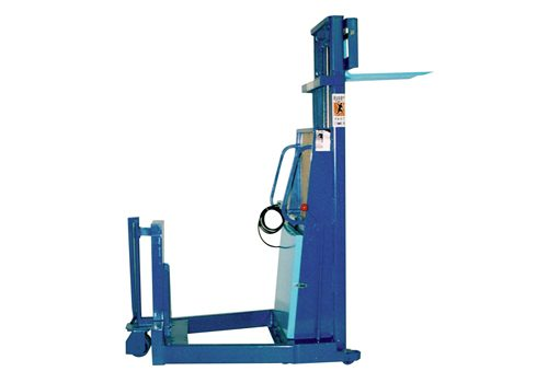Counterbalance Manual Forklift by David Round