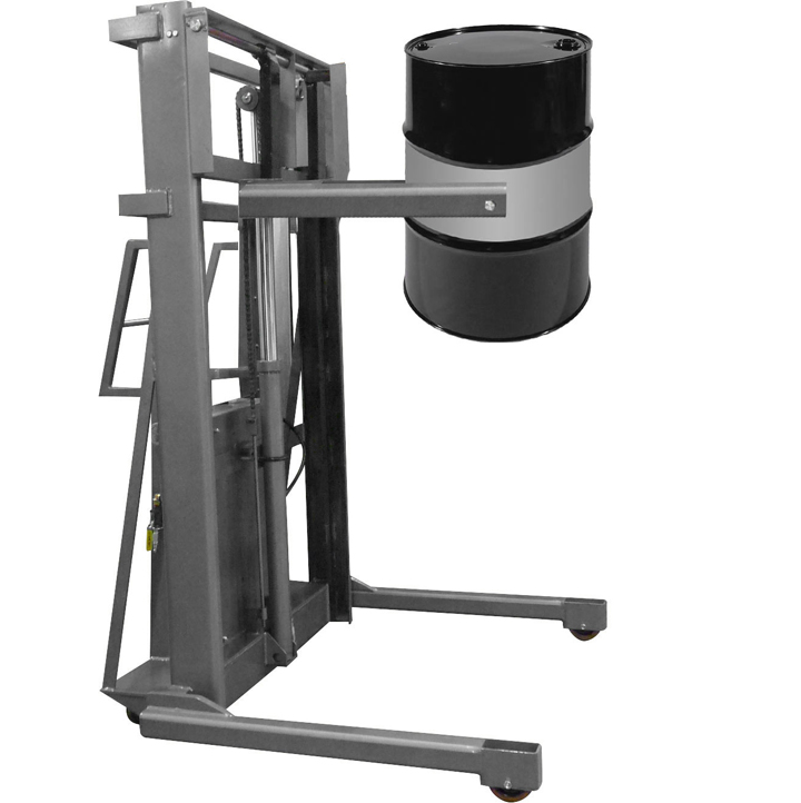 Drum Lift – Cleanroom – 55 Gallon