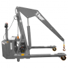 Stainless Steel Powered Adjustable Leg Crane