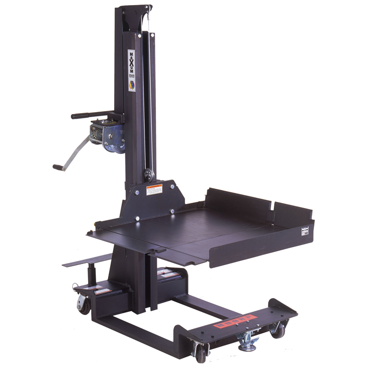 Work Positioner – Lift Table – Low Lift