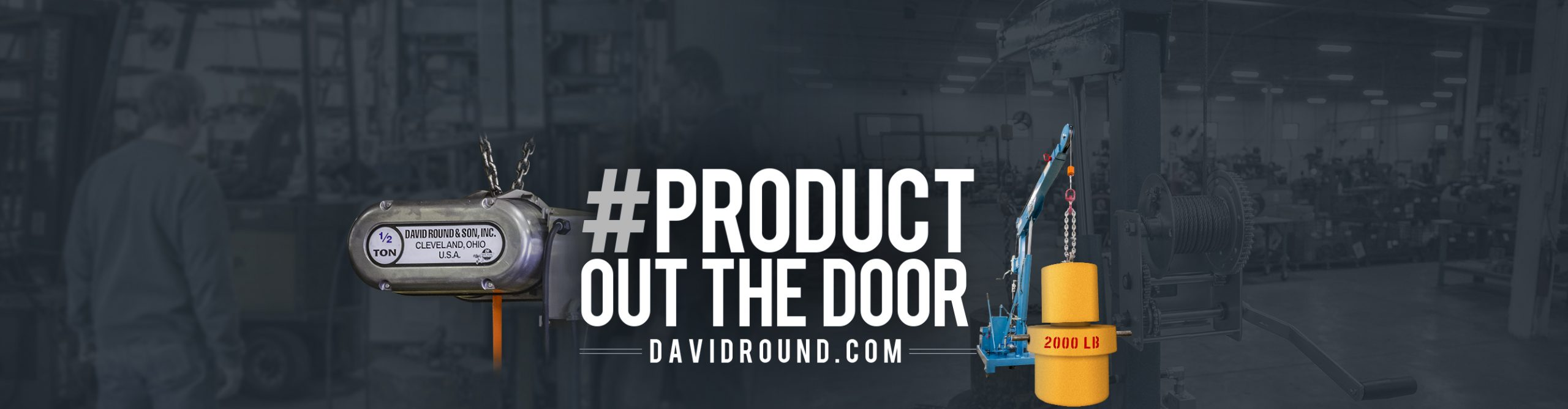 Product Out the Door by David Round