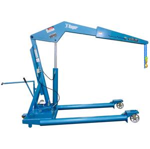 Heavy Duty Floor Crane – Hydraulic Lift