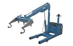Custom Powered Shop Floor Crane