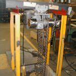 Cleanroom Chain Hoist