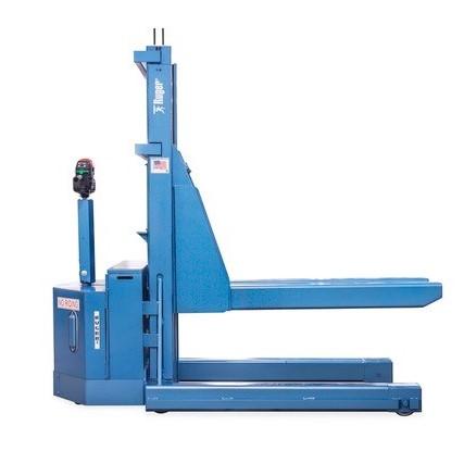 Vacuum Furnace Loader